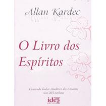O Livro Dos Espíritos Livro Allan Kardec