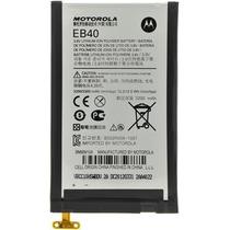Bateria Pila Eb40 Motorola Droid Razr Maxx 3200 Mah Nueva