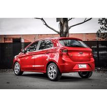 Vidro Vigia (traseiro) Ford Novo Ka Hatch Térmico 2014 Origi