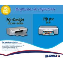 Repuestos Impresora Hp Deskjet D1560,d2360,psc1410