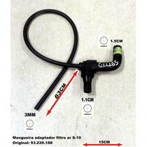 Mangueira Respiro Óleo Do Motor S10 Blazer 2.2 Efi 95......