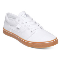 Tenis Calzado Mujer Dama Tonik W Tx Wht Dc Shoes Summer