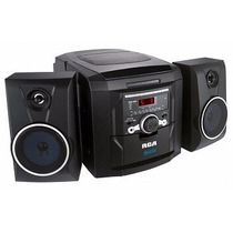Sistema De Audio De 5-cds Rca Rs22162 Con Radio Am / Fm