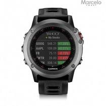 Relógio Bluetooth Gps Garmin Fenix 3 + Garantia S/ Juros