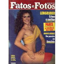 Fatos E Fotos 1983.lengruber.jorge Ben.áurea Gomes.ninfeta