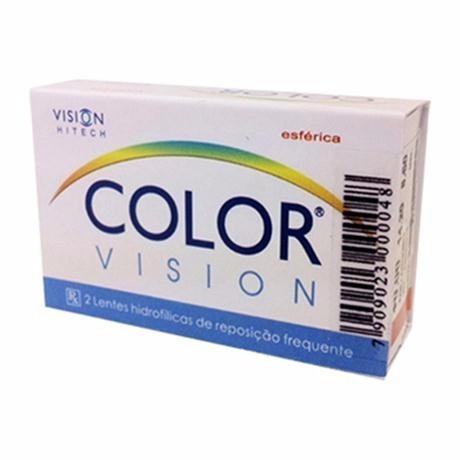 6680a62cbb31f Lentes De Contato Color Vision Coloridas - R  39,99 em Mercado Livre