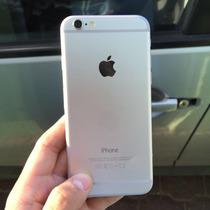 Iphone 6 64gb Plateado Libre De Fábrica Sin Cuentas