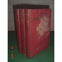 * 3 Volumes - Lello Universal - Para Completar Coleção *