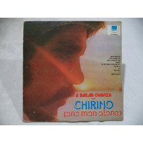 Chirino A Bailar Chaviza 1975 Lp Mexicano Rock Funk Latino