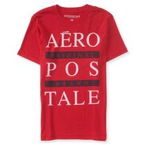 Playeras Aeropostale 100% Originales Ellos Envio Gratis