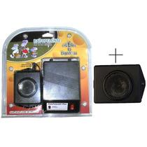 Repelente Ultrasônico Ratos, Morcegos E Gambás + 1 Emissor