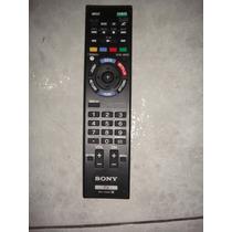 Control Sony Tv Rm-yd087 Boton Netflix Boton 3d