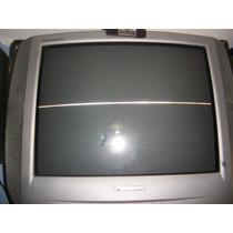 Televisor Panasonic 21 Pulg. (usado, Para Reparar)