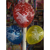 Cotillon Alternativo Transformers , Globos