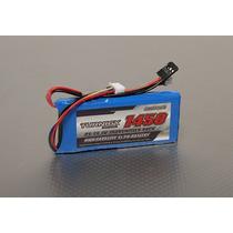 Bateria Turnigy P/rádios Transmissores 1450ma 3s - 11.1v