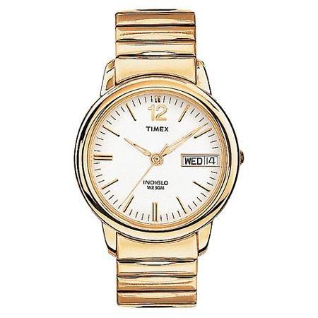 10d204fbfbcc Reloj Timex Para Hombre T21942 Chambers Street Dorado Con -   231.550 en  Mercado Libre