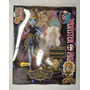 Abbey Bominable 13 Wishes Deseos Monster High