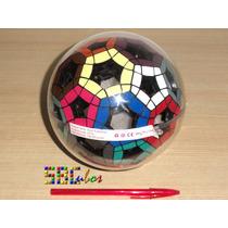 Cubo Mágico Verypuzzle Void Tuttminx Novo Raro = Megaminx