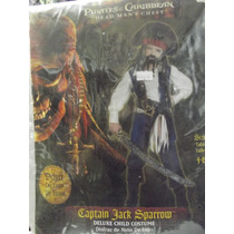 Dr.veneno Disfraz De Piratas Del Caribe