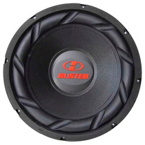 Subwoofer H-buster Attack Swf-1214a 12 Pol. 250w Rms 4 Ohms
