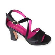 Sandalias Para Fiestas Numeros 40 41 42 43 Zinderella Shoes