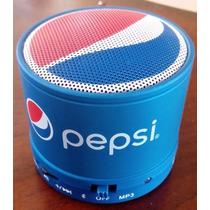 Mini Parlante Corneta Bluetooth Pepsi