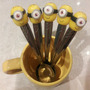 10 Cucharita Souvenirs. Minions. Monster High.