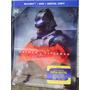 Batman Vs Superman El Origen Justicia Book Bluray +dvd+dc