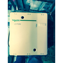 Contactor Lc1f265 Para 350 Amperes Schneider Has Para 150 Hp