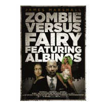 Libro Zombie Versus Fairy Featuring Albinos (new), James Mar