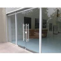 Porta De Abrir Vidro Temperado A Partir De R$299,00 O M²
