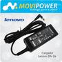 Cargador Lenovo 20v 2a 100% Original Garantia + Regalo!!!!