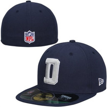 Gorra New Era 59fifty Nfl Dallas Cowboys Onfield D 7 1/4