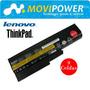 Bateria Laptop Lenovo Thinkpad 9 Celdas T60 R60 N92p1139/40