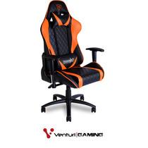 Cadeira Gamer Thunderx3 Gaming Black Orange - Tgc-15