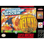 Juego International Super Star Soccer Deluxe Nintendo Snes