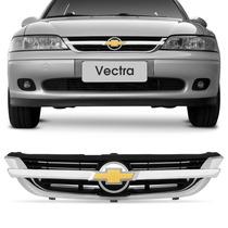 Grade Dianteira Vectra 97 A 2002 2003 2004 05 Cromada Tuning