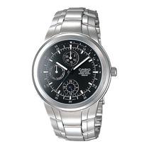 Relógio Casio Edifice Ef-305 D-1av Análogo Calendário Wr-100