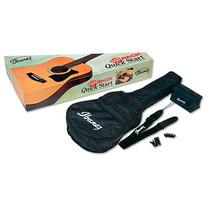 Guitarra Acústica Ibañez V50 Sombra C/accesorios V50njp Vs