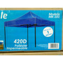 Toldo Plegable 2x2 Impermeable