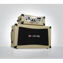 Caixa Borne Clássico T7 120wats T7p 2x12 Gabinete