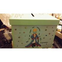 Caja De Dulces Y Chocolates Regalo Original El Principito