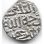 Moneda Sultanato De Delhi Plata 6 Gani Año 1325 A 1351