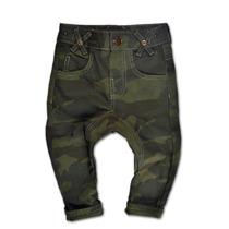 Calça Infantil Menino Saruel Militar Sfk 8