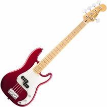 Baixo Fender Squier Precision Bass 5 Cordas Vintage Modified