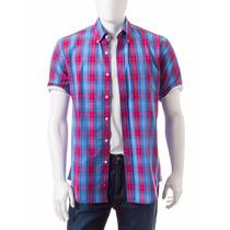 Lote De 4 Camisas Sun River Talla M