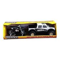 Juguete Tonka Todo Terreno 4 X 4 Camiones Carro Blanco Por