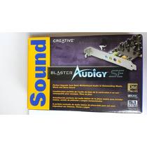 Tarjeta De Sonido Sound Blaster 5.1