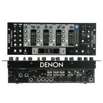Denon Dnx500 | Mixer 4 Canales Dj Consolas Mezcladoras