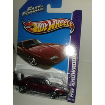 Hotwheels Fast & Furious 69 Dodge Charger Daytona